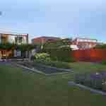 strakke tuin met water en sfeervolle ambiance-florera tuinen ea. buitenruimtes.