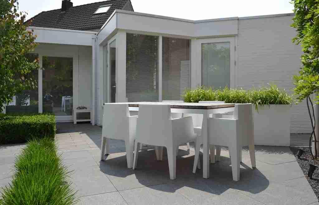 compacte stadstuin laten ontwerpen door tuinachitect florera. Black Bedroom Furniture Sets. Home Design Ideas