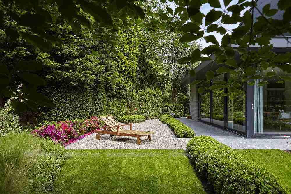 Landelijke tuin ontwerpen aanleggen door florera for Tuin laten ontwerpen
