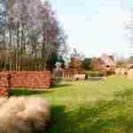 Prachtige landelijke tuin Noord Brabant met ruimte en rust- wenst u ook een weergaloze landelijke tuin- florera tuinontwerper
