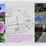 Tuinarchitect Florera ontwerpt plan voor restaurant.