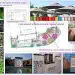 terras restaurant advies parasol, tuinverlichting- florera.nl