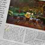 tijdschrift Groei en Bloei en tuinverlichting