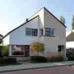 Aankleding landhuis voortuin Veldhoven