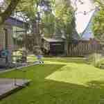boomhut in tuin- kinderspelen familietuin