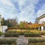 Exclusieve dakbomen na tuinrenovatie villatuin