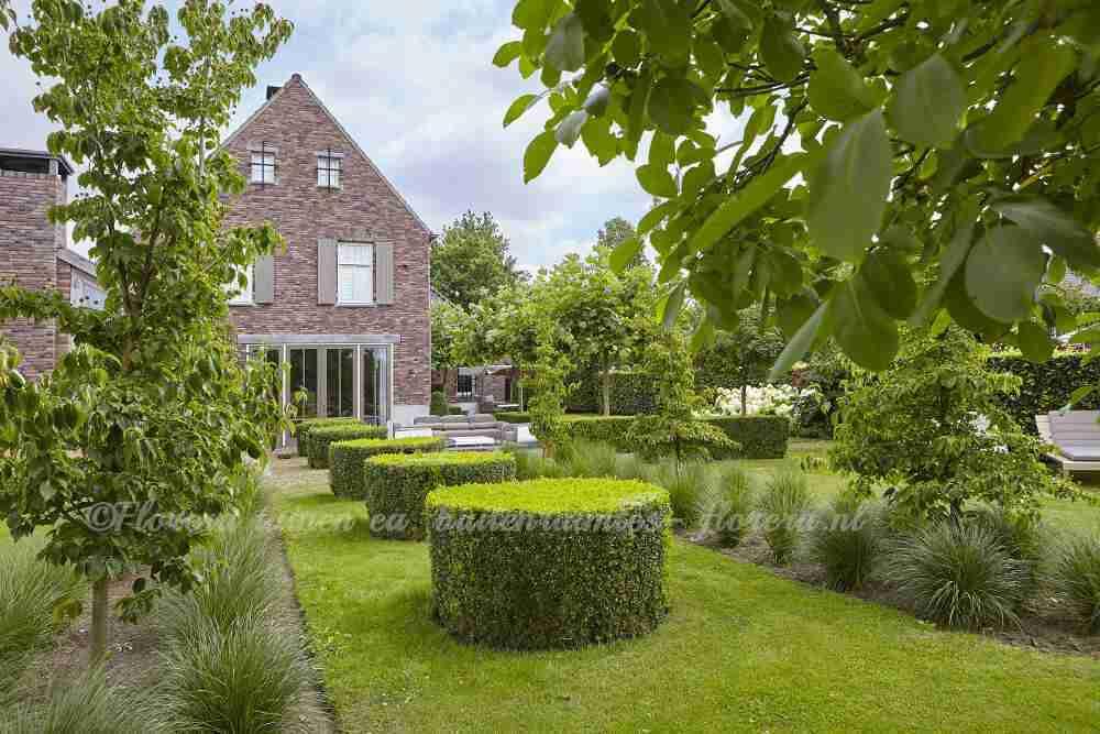 Landelijke tuin ontwerp aanleg laat u inspireren for Landelijke tuin aanleggen