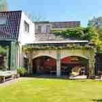 tuinen onder constructie, tuin Amerongen, foto bestaande tuin, florera,nl