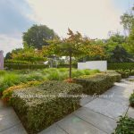 weergaloze luxe stadstuin via marjan de koning tuinontwerper Eindhoven