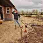 tuinontwerp en aanleg landelijke boerderijtuin- florera.nl
