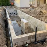 tuinaanleg na tuinontwerp water in de tuin- tuinarchitect eindhoven